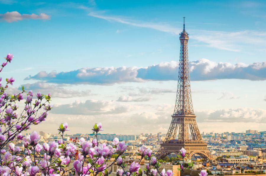 "Chef Folse's ""April in Paris"" Dinner"